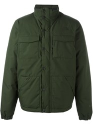 The North Face Cargo Down Jacket Green