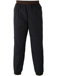 Kolor Cuffed Trousers Men Cotton Polyester 3 Blue