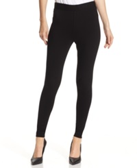 Vince Camuto Ponte Knit Leggings Black