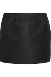 Acne Studios Lowson Silk Blend Organza Mini Skirt
