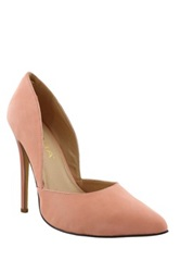 Liliana Matrix D'orsay Pump Pink