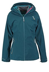 Regatta Wentwood 2In1 Hardshell Jacket Deep Teal Petrol
