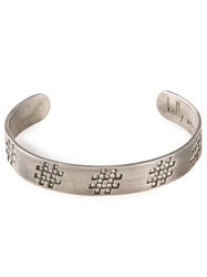 Kelly Wearstler 'Hashtag' Bangle Metallic