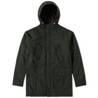 Fred Perry Portwood Jacket Green