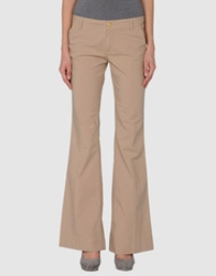 Koo J Casual Pants Beige