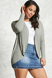 Forever 21 Plus Size Cocoon Cardigan