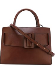 Boyy Large 'Bobby' Tote Bag Brown
