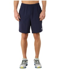 New Balance Casino 9 Woven Short Aviator Men's Shorts Navy