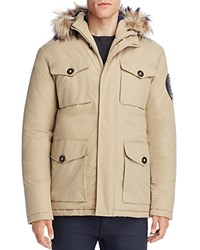 Superdry Military Everest Parka Sand
