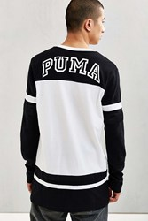 Puma Basketball Long Sleeve Tee Black