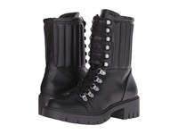 Lfl By Lust For Life Abbey Black Pu Women's Boots