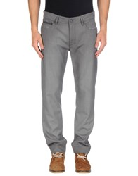 Class Roberto Cavalli Trousers Casual Trousers Men Lead