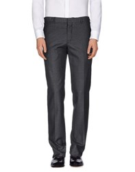 Prada Trousers Casual Trousers Men Steel Grey