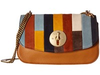 See By Chloe Lois Medium Evening Double Carry Crossbody Passito Clutch Handbags Brown