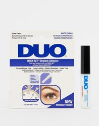 Ardell Duo Quick Set Striplash Adhesive Clear 5G Adhesive Clear
