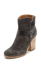 Coclico Cateline Booties Anthracite