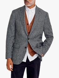 J.Crew Moon Blazer Grey