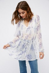 Free People Womens Beach Bonfire Tunic