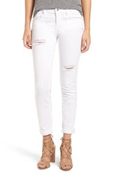 Sp Black Women's Destroyed Skinny Jeans