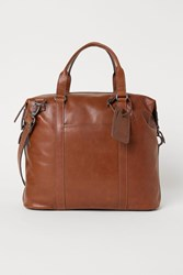 Handm Leather Bag Beige