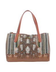Just Cavalli Bags Handbags Women Brown