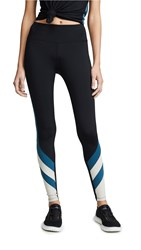 Splits59 Venice Leggings Black Moonshadow Stone