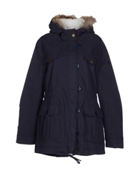 Duck Farm Jackets Dark Blue