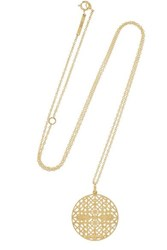 Grace Lee 14 Karat Gold Necklace One Size