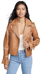 Paige Rayven Jacket Toffee