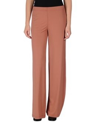 Fabrizio Lenzi Casual Pants Brown