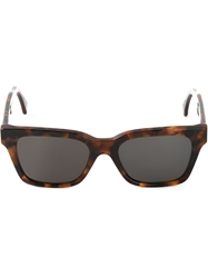 Retrosuperfuture Retro Super Future 'America' Sunglasses Brown
