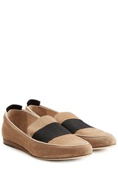 Rag And Bone Rag And Bone Suede Loafers Camel