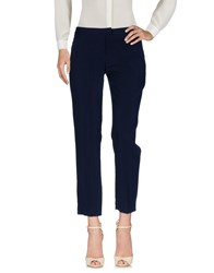 .. Merci Casual Pants Dark Blue