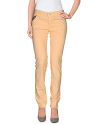 Re Hash Trousers Casual Trousers Women Apricot