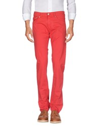 Harmont And Blaine Casual Pants Pink