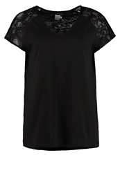 Saint Tropez Basic Tshirt Black