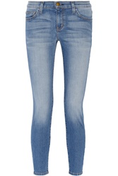 Current Elliott The Stiletto Mid Rise Skinny Jeans