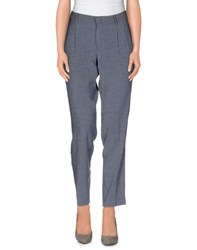 Pt0w Trousers Casual Trousers Women Grey