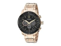 Citizen Ca4359 55E Eco Drive Rose Gold Tone Watches