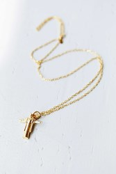 Mister Jc Necklace Gold