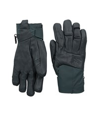 Arc'teryx Agilis Glove Gunmetal Extreme Cold Weather Gloves Gray