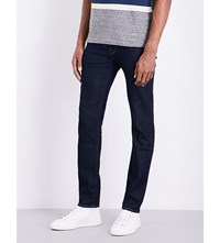 Paul Smith Slim Fit Tapered Jeans Rinse
