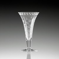 William Yeoward Fern Vase 11' 27Cm 11' 27Cm
