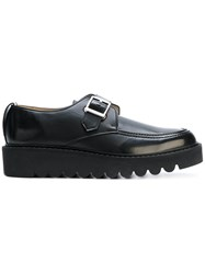 Stella Mccartney Buckled Shoes Men Artificial Leather Rubber 41 Black