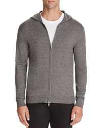 Theory Bisley Cotton Hoodie Sweater 100 Bloomingdale's Exclusive Eclipse