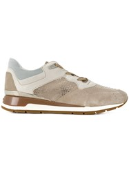 Geox Shahira Sneakers Nude And Neutrals