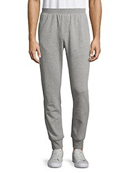 Atm Anthony Thomas Melillo Slim Fit Jogger Pants Heather Grey
