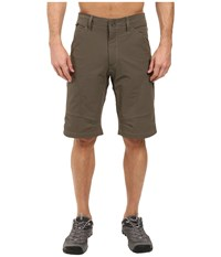 Kuhl Renegade 12 Short Gun Metal Men's Shorts Gray