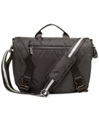2Xist 2 X Ist Men's Nylon Messenger Bag Black