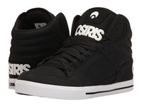 Osiris Clone Black Black Oxford Men's Skate Shoes